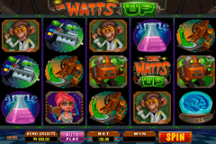 dr watts up microgaming gokkast