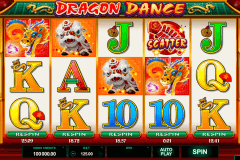dragon dance microgaming gokkast