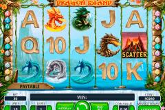 dragon island netent gokkasten