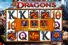 dungeons and dragons igt gokkast