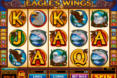 eagles wings microgaming gokkast
