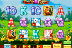 easter eggs playn go gokkast