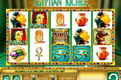 egyptian riches wms gokkast