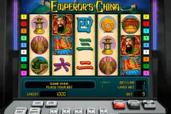 emperors china novomatic gokkast