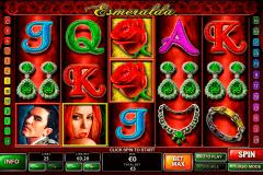 esmeralda playtech gokkast