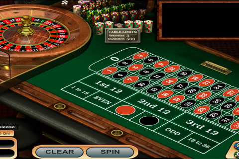european roulette betsoft