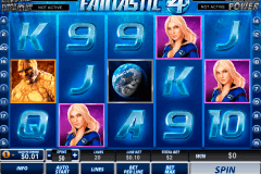 fantastic four playtech gokkast