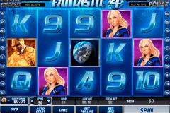 fantastic four playtech gokkast