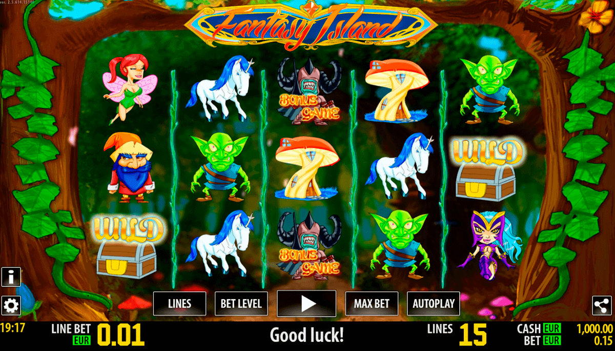 fantasy island hd world match gokkast