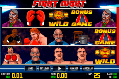 fight night hd world match gokkast