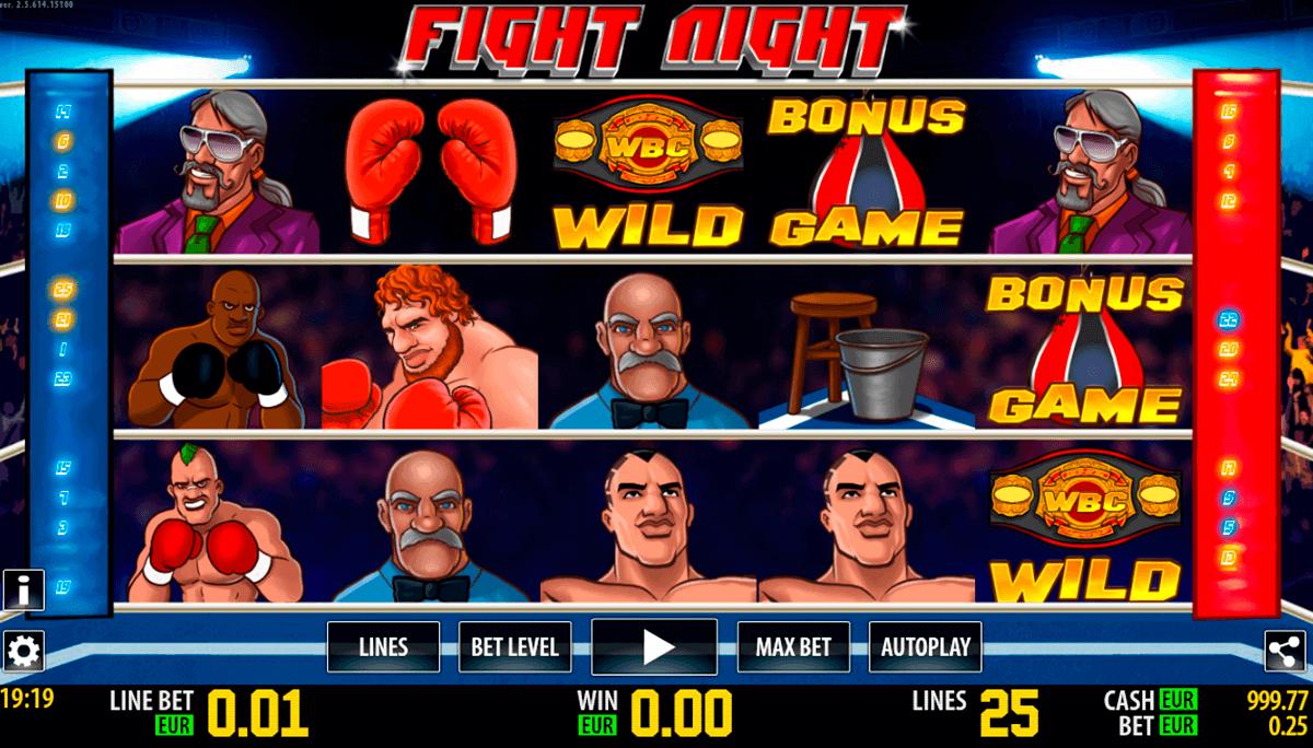 fight night hd world match gokkast
