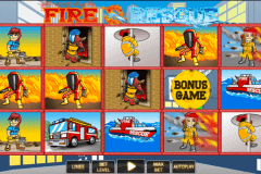fire rescue hd world match gokkast
