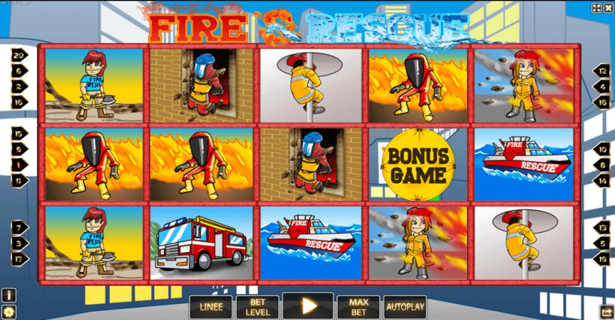 fire rescue hd world match gokkast