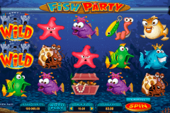 fish party microgaming gokkast