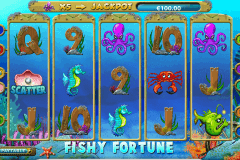 fishy fortune netent gokkast