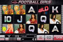football girls playtech gokkast