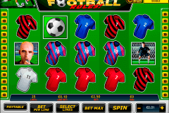football rules playtech gokkast