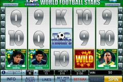 football stars playtech gokkast