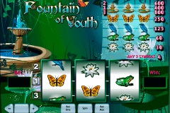 fountain of youth playtech gokkast