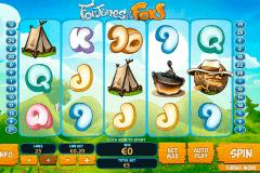 foy fortunes playtech gokkast