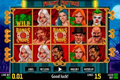 freaky fortune hd world match gokkast
