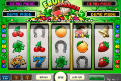 fruit bonanza playn go gokkast