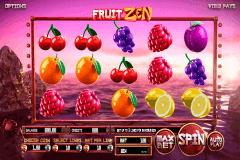 fruit zen betsoft gokkasten