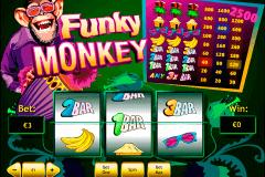 funky monkey playtech gokkast