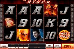 ghost rider playtech gokkast