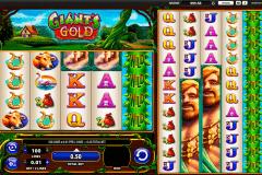 giants gold wms gokkast