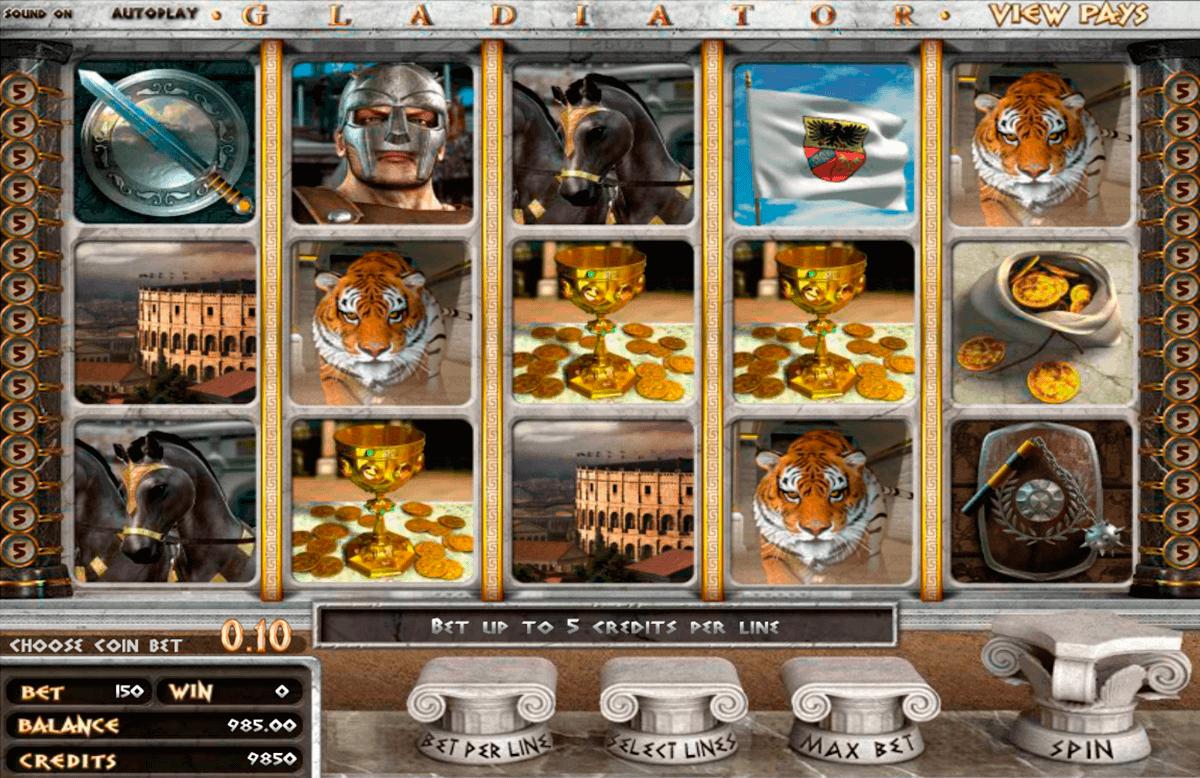 gladiator online casino