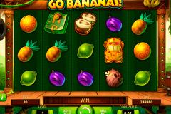 go bananas netent gokkasten