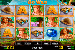 go wild hd world match gokkast
