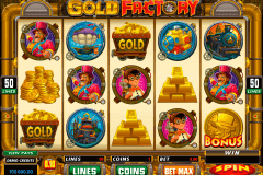 gold factory microgaming gokkast
