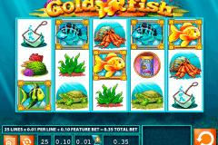 gold fish wms gokkast