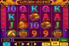 golden legend playn go gokkast