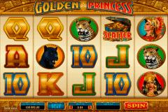golden princess microgaming gokkast