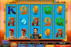 Oude slot machine bonus