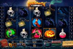 halloween fortune playtech gokkast