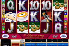 harveys microgaming gokkast