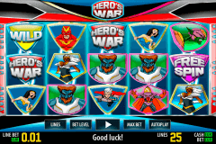 hero war hd world match gokkast