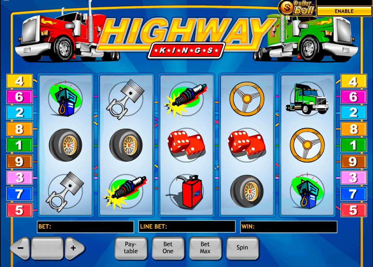 highway kings playtech gokkast