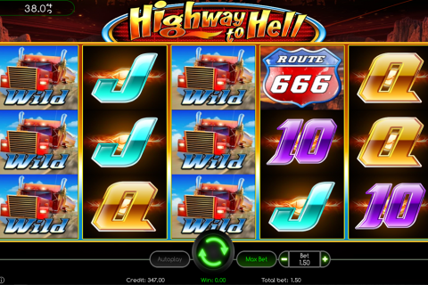 highway to hell wazdan