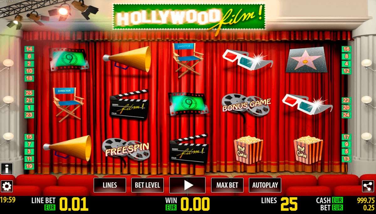 hollywood film hd world match gokkast