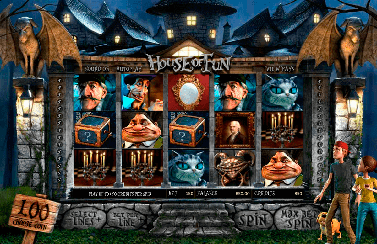 house of fun betsoft gokkasten