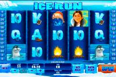 ice run playtech gokkast