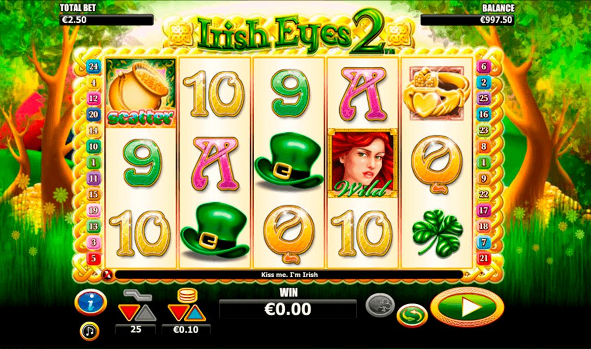 irish eyes 2 nextgen gaming gokkast
