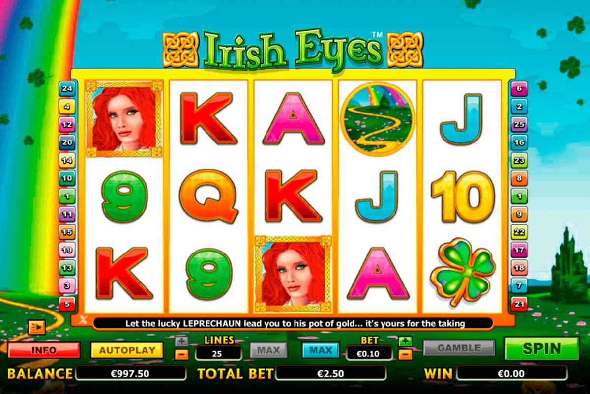 irish eyes nextgen gaming gokkast