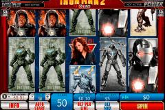 iron man   lines playtech gokkast