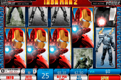 iron man  playtech gokkast